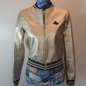 Mickey Mouse Gold Collection Jacket